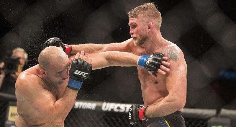 Största svenska stjärnan i UFC är Alexander The Mauler Gustafsson