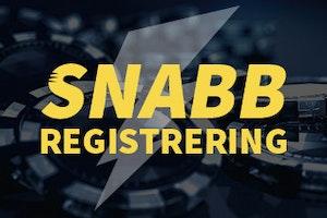 Casinon med Snabb Registrering
