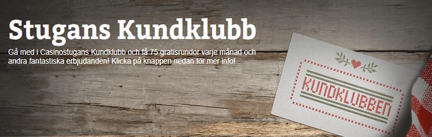 Kundklubb och VIP-klubb