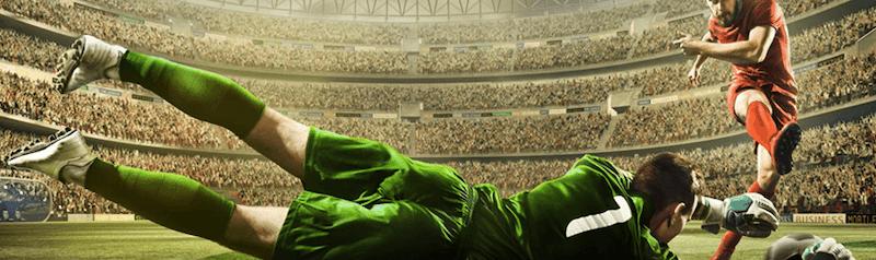 Betta på fotboll och andra sporter