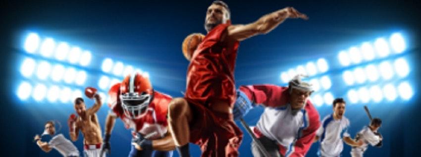 Massor av olika sporter såsom e-sport