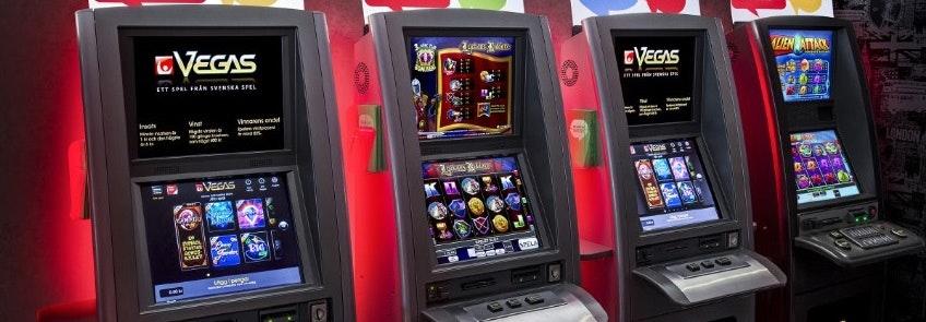 Jack Vegas-maskiner är vanliga på restauranger och pizzerior