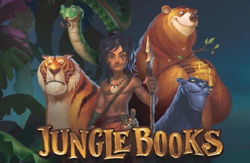Jungle Books från Yggdrasil är ett spel att se fram emot