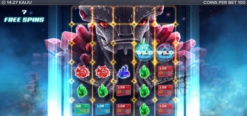 Freespins i Kaiju