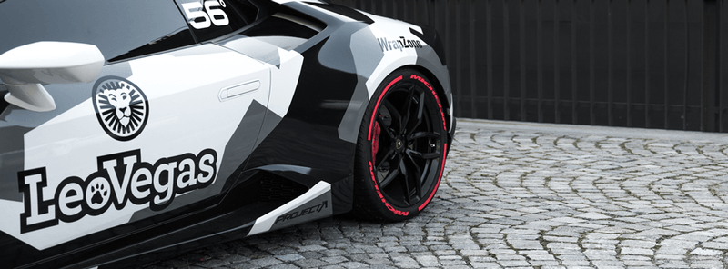 Lamborghini och andra bilar