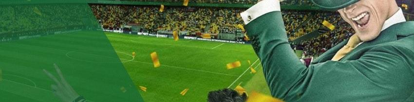 Sport odds och betting hos Mr Green
