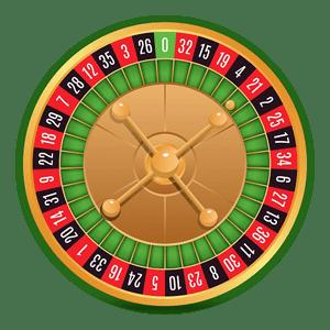 Roulettebordet