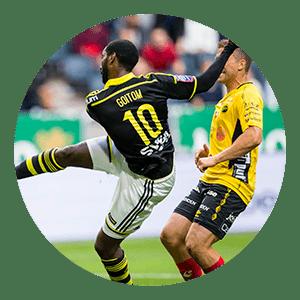 Spela på Allsvenskan