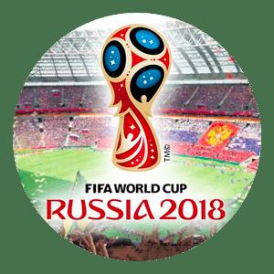 Betta på Fotbolls-VM 2018 i Ryssland