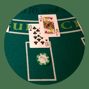 Så spelar man blackjack