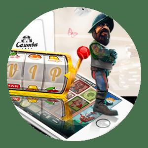 Casimba - Casinot med nätets största bonus