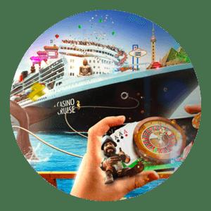 Casino Cruise Rund Bild