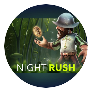 NightRush Casino Rund