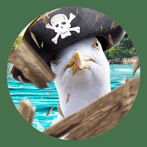 Piratespin - Skepp ohoj!