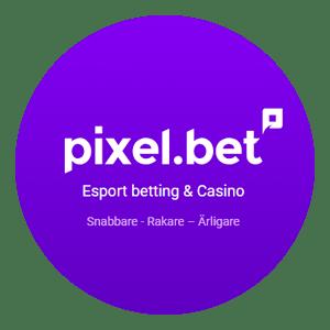 Pixel.bet E-sport och casino