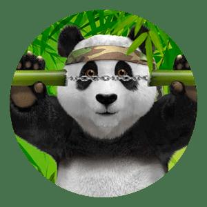 Royal Panda Pandan