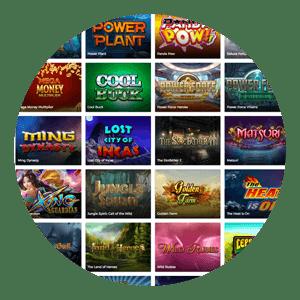 Spelutvecklare av casinospel