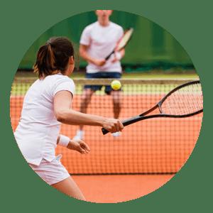 Satsa pengar på tennis