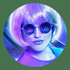 Twin syns i tjejs solglasögon