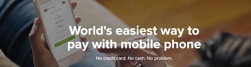 Betala hos casinon med Siru Mobile