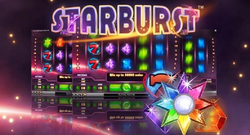 Vi kan redan nu lova att Starburst kommer finnas
