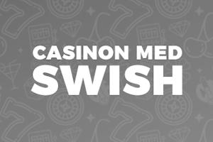 Casinon med Swish