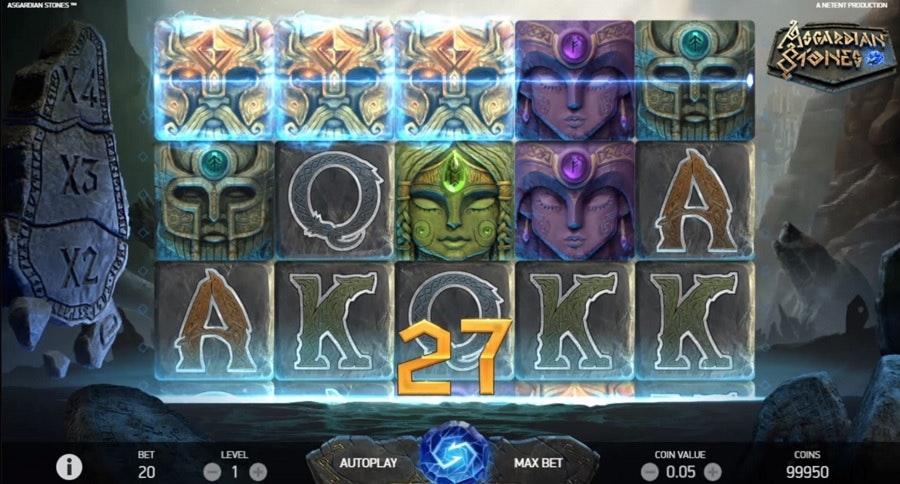 Asgardian Stones värdig uppföljare till Gonzos Quest