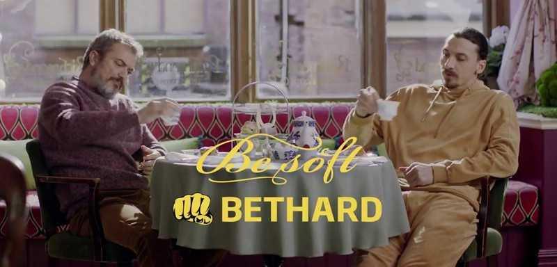 Be soft Bethard