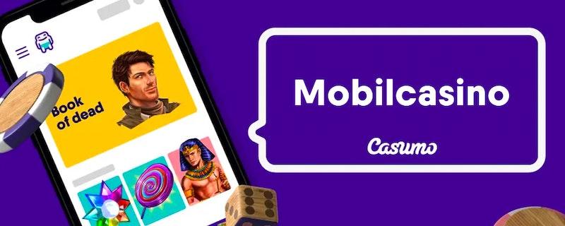 Spela casinot i mobilen
