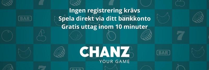 Chanz Casino infobild