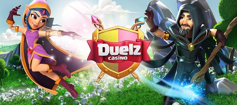 Duelz Casino design