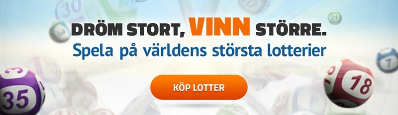 Eurolotto - Vinn stort på lotto