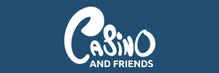 CasinoAndFriends Logo