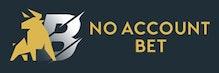 No Account Bet Logo