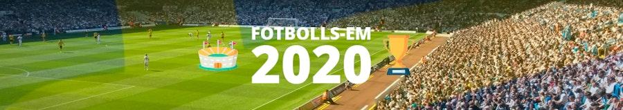Allt om Fotbolls EM 2021 - Odds och Spelschema