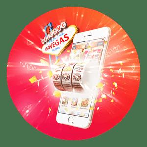 Leo Vegas iPhone