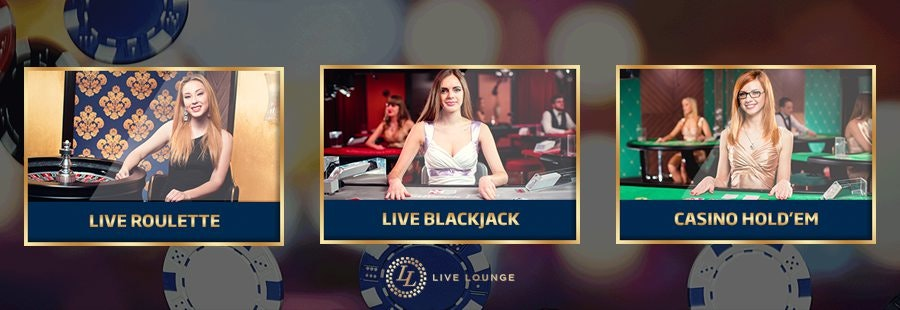 Live Lounge Livespel och Bordsspel