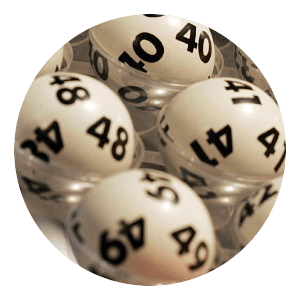 Vart man kan spela Lotto