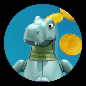 Lucky Dino Dinosaurien