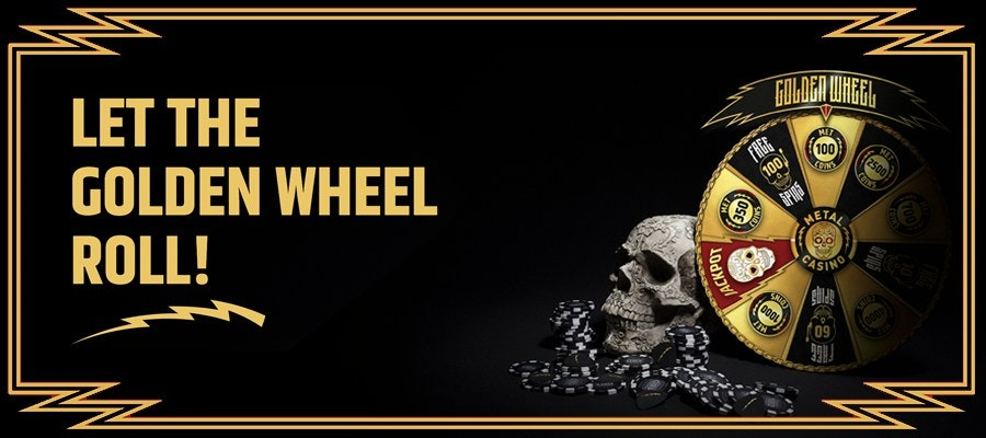 Lyckohjulet heter Golden Wheel