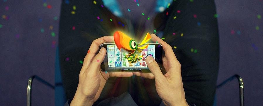Spela på din iPhone vart du än befinner dig