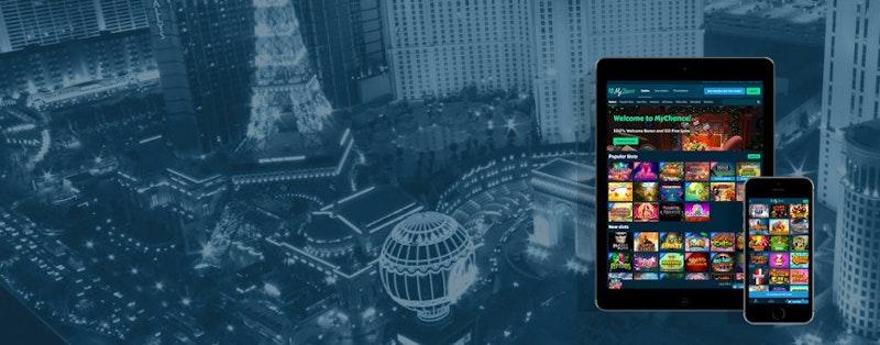 MyChance casino fungerar i mobilen