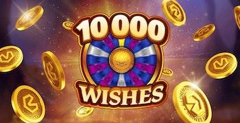 10 000 Wishes från Alchemy Gaming