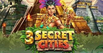 3 Secret Cities från 4ThePlayer