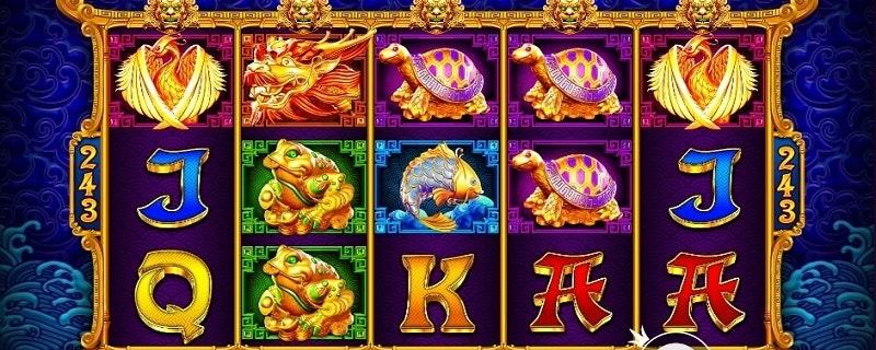 5 Lions Gold från Pragmatic Play