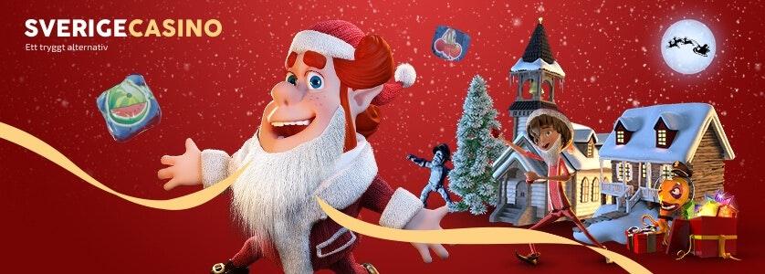 Julfest hos SverigeCasino