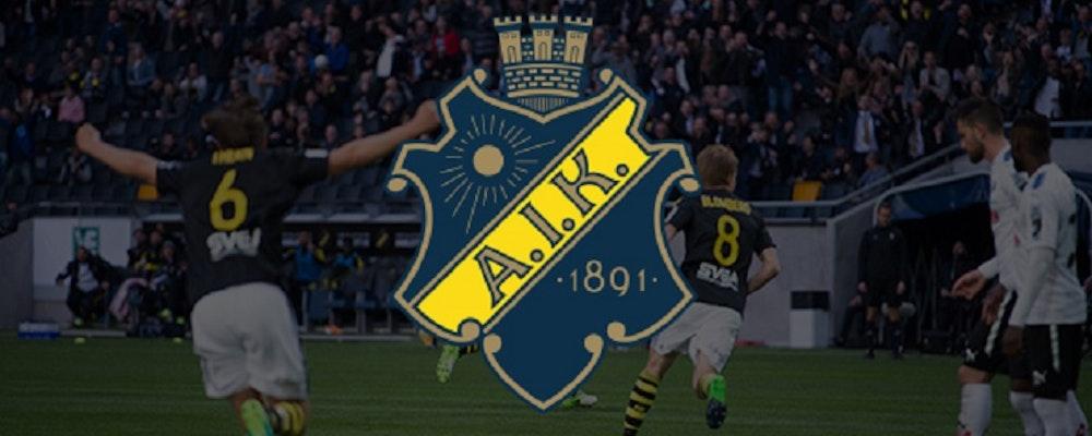 AIK vinnare i premiären