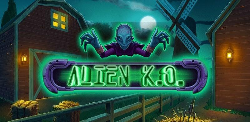 Alien K.O. från Green Jade Games