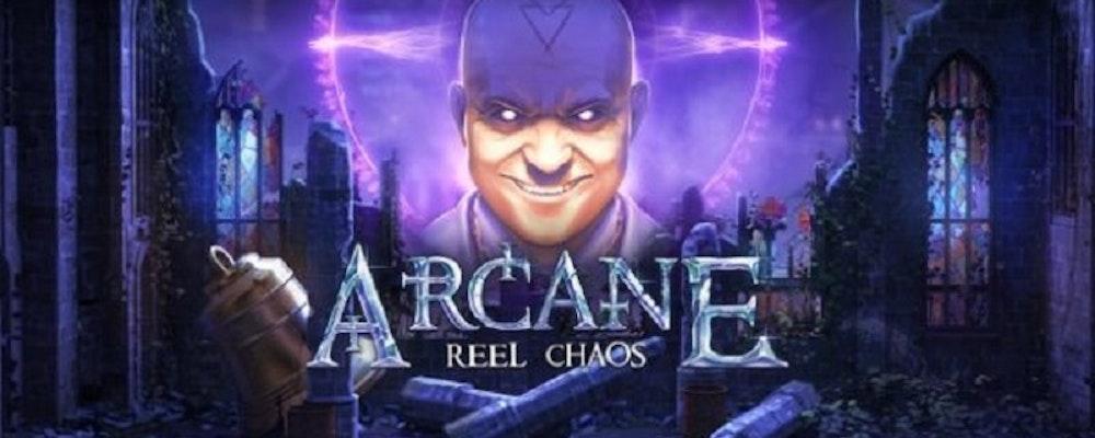 Arcane Reel Chaos från Netent