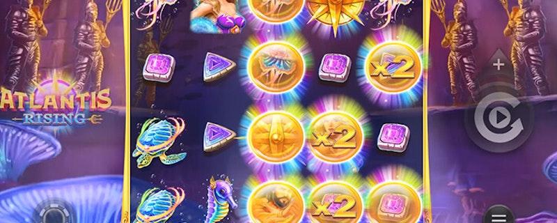 Atlantis Rising från Spinplay Games